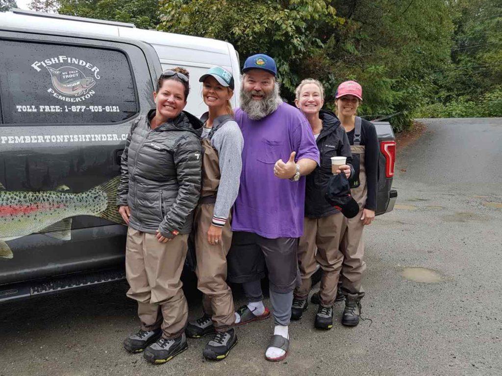 Squamish BC Fly fishing guides