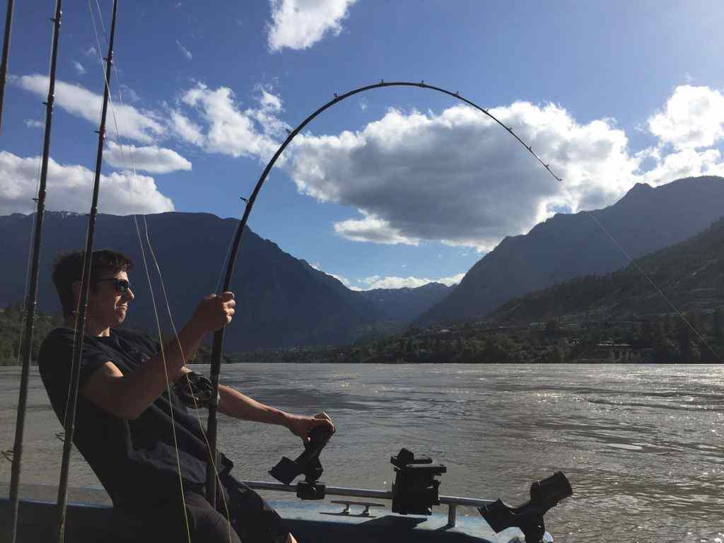 Sturgeon Fishing Canada