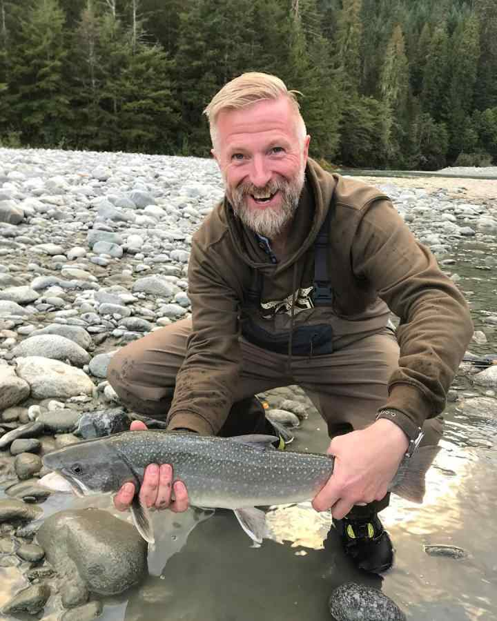 Best Bull Trout Fly Fishing in BC