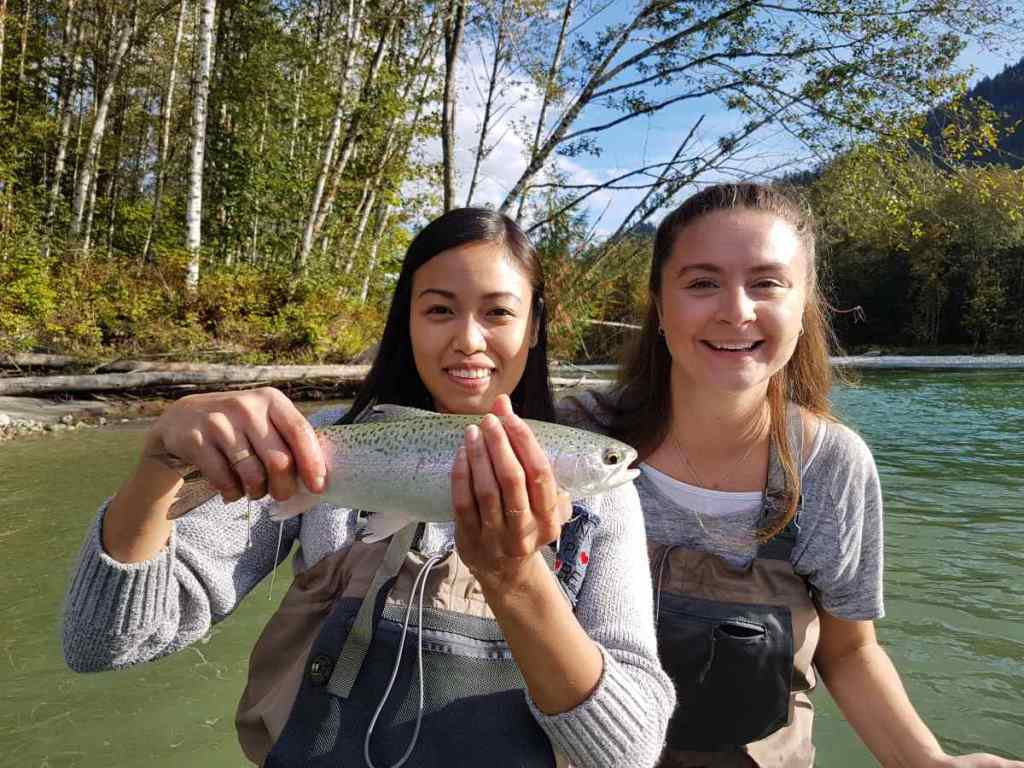 Best heli fishing in BC