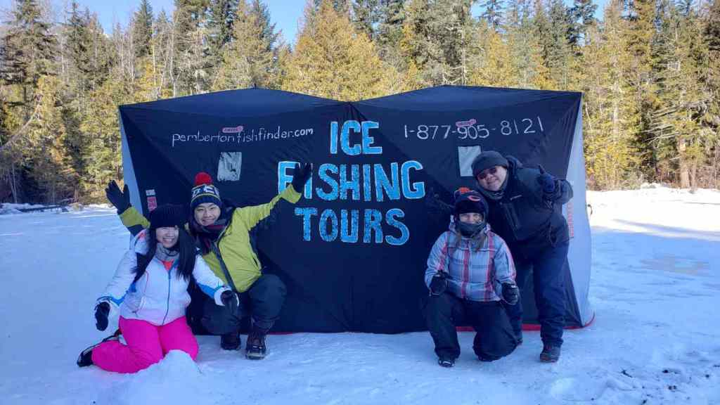 Best Ice Fishing Trips in Canada