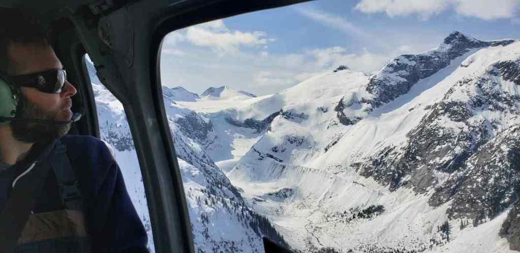 Heli Fishing in British Columbia Canada