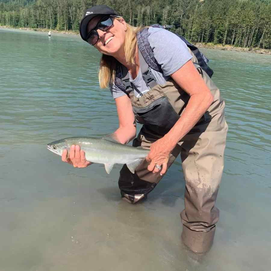 Canada Salmon fishing trips