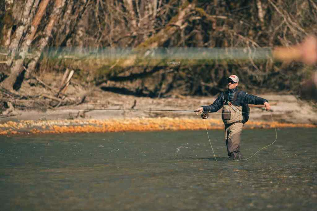 Heli fly fishing trips in BC