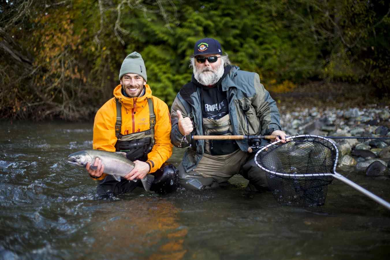 Thank You All 2020 Salmon Fishing Season is a Wrap