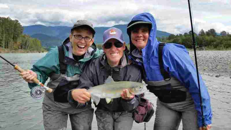 Best Fly fishing guides in British Columbia