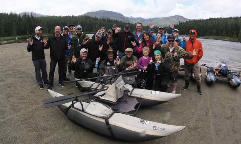 Corporate Group activity in Whistler BC