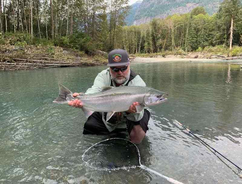 Brad Knowles fishing guide
