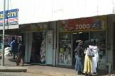 Johannesburg street scene