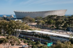 Cape Town Stadium, Capacity 64,000