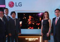 LG yeni OLED TV'lerini tanıttı