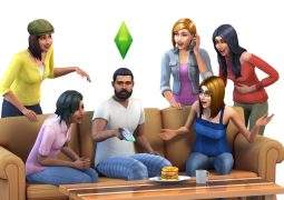 The sims mobil oyun
