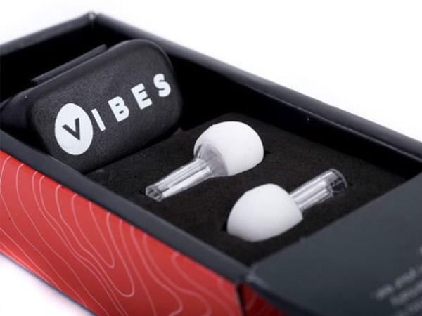 Vibes Hi-Fidelity kulak tıkaçları ile kulaklarınızı koruma altına alın!