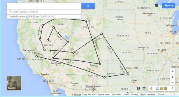Google Maps Bilinmeyen Özellikler