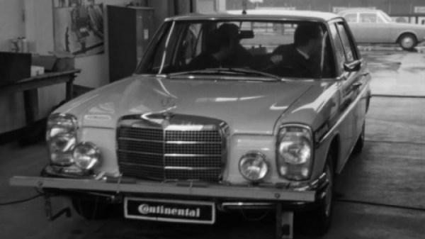 Yıl 1968: Dünyanın İlk Otomatik Sürüş Arabası!