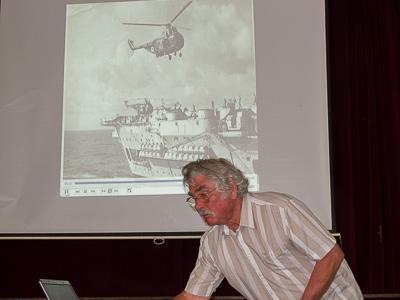 Speaker Mike Green