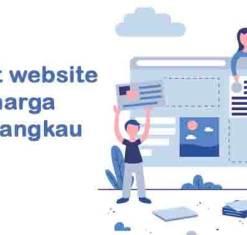 Jasa Pembuatan Web Murah Meriah Berkualitas