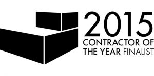 2015 Contractor of the Year Finalist