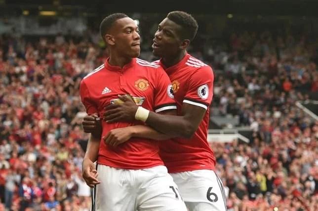 Pogba Dan Martial Sangat Dibutuhkan Untuk Kemenangan Manchester United
