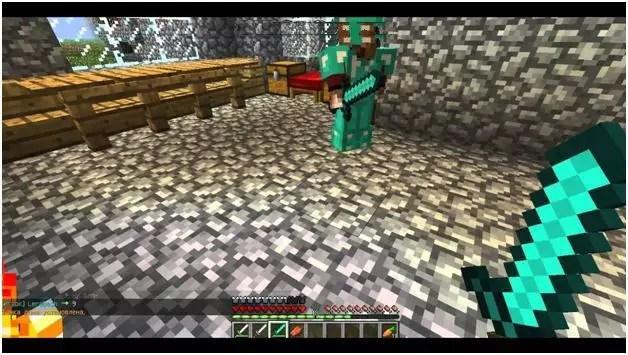 Где поставить точку дома в Minecraft