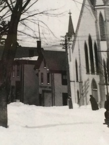 Photo taken in the 1890's.