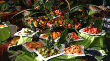 table fruit
