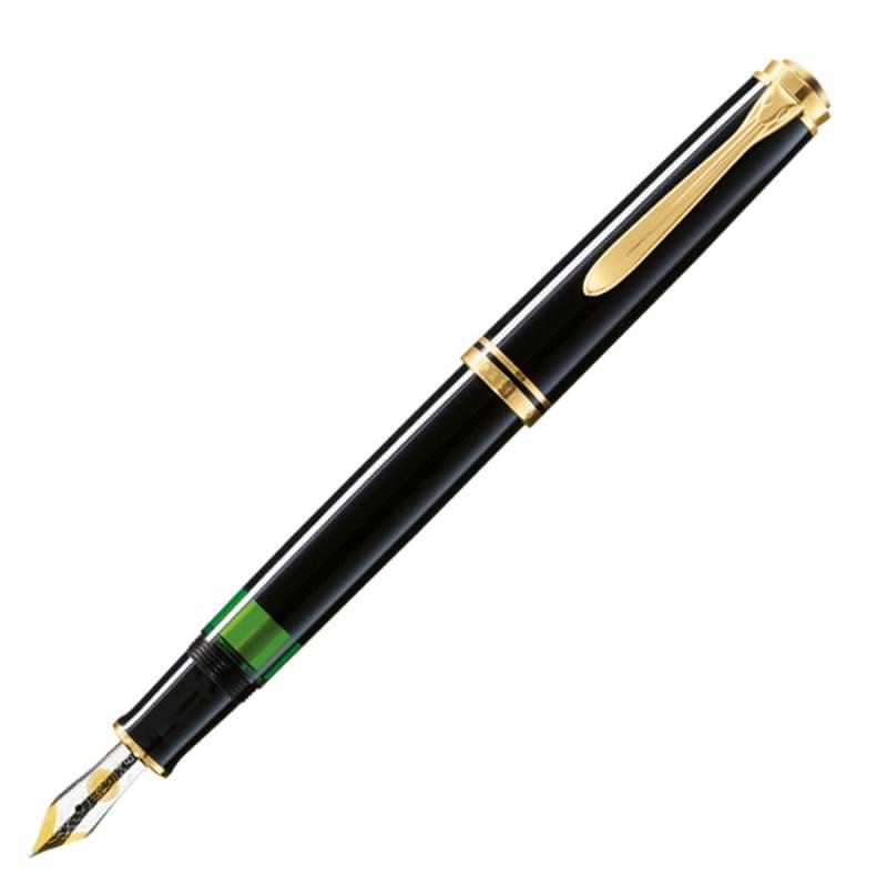 Πένα Pelikan Souverän Μαύρο