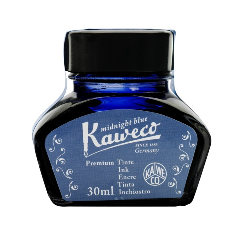 Μελάνι Kaweco 30ml Midnight Blue