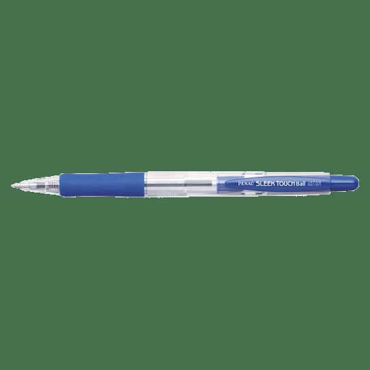 PENAC Japan - Kugelschreiber SLEEK TOUCH blau