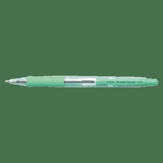 PENAC Japan - Kugelschreiber SLEEK TOUCH PASTELL pastellgrün