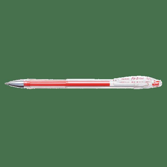 PENAC Japan - Gelschreiber FX-3 rot