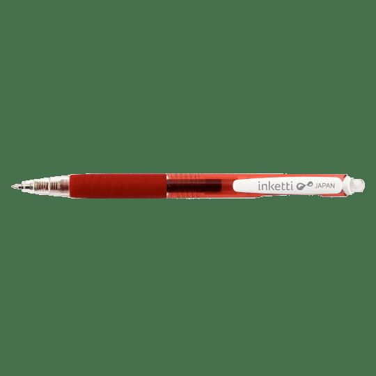 PENAC Japan - Gelschreiber INKETTI rot