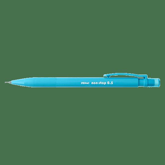 PENAC Japan - Druckbleistift NON-STOP PASTELL pastellblau