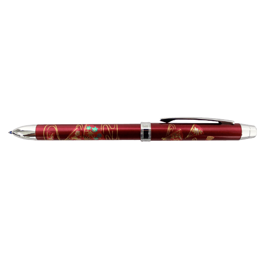 PENAC Japan - Multifunktionsstift MAKIE SENSU rot