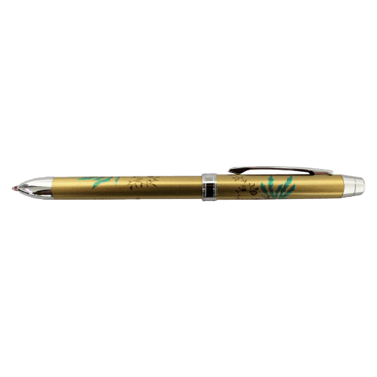 PENAC Japan - Multifunktionsstift MAKIE HOO HOO gold