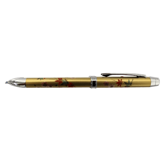 PENAC Japan - Multifunktionsstift MAKIE AKI & HARU gold