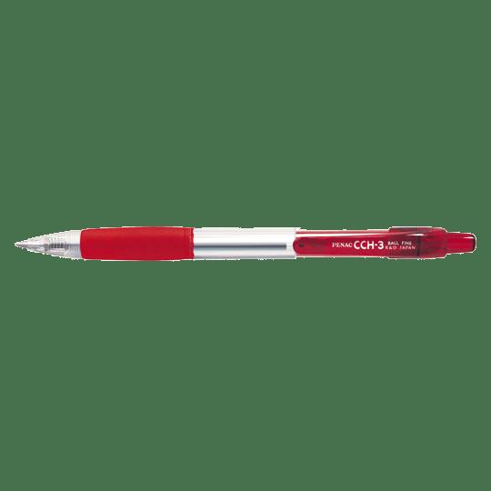 PENAC Japan - Kugelschreiber CCH-3 rot