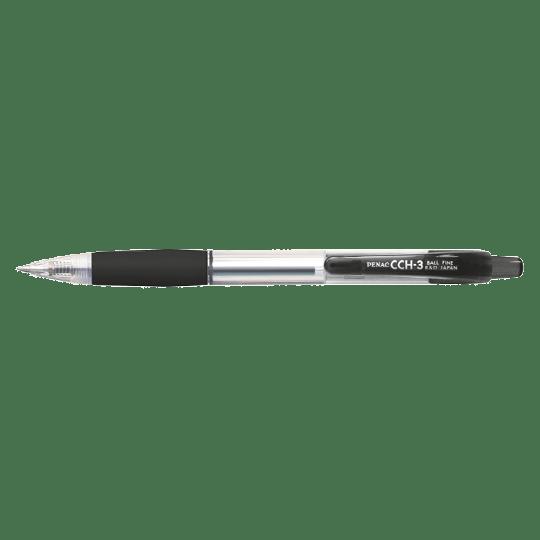 PENAC Japan - Kugelschreiber CCH-3 schwarz