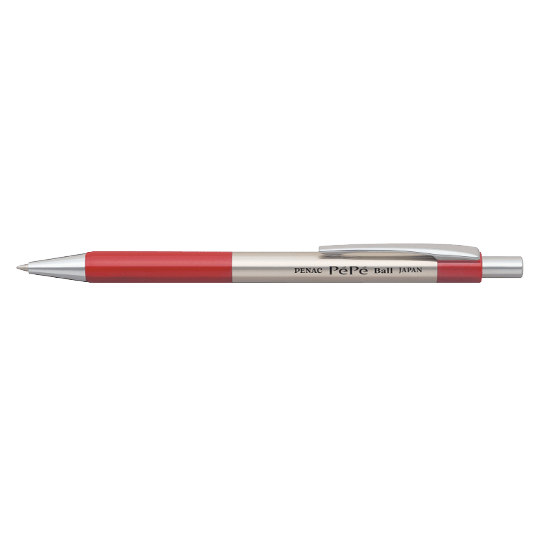 PENAC Japan - Kugelschreiber PEPE rot
