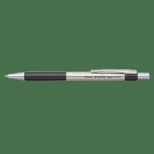 PENAC Japan - Kugelschreiber PEPE schwarz