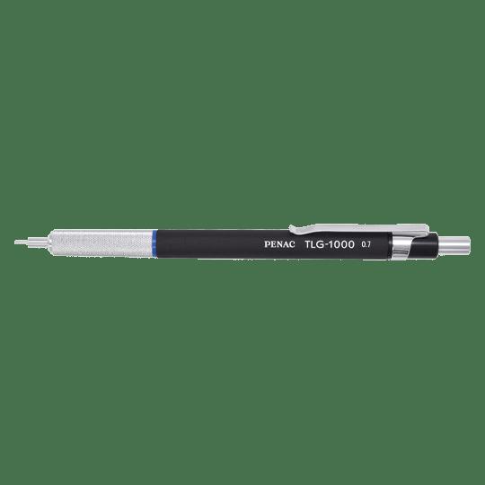 PENAC Japan - Druckbleistift TLG-1000 schwarz/blau