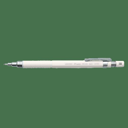 PENAC Japan Druckbleistift Protti PRC105 VIVID weiss