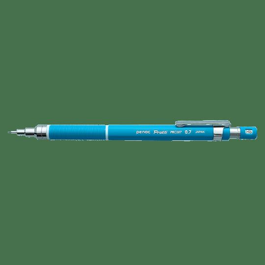 PENAC Japan Druckbleistift Protti PRC107 VIVID blau