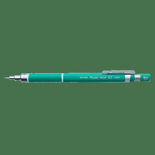PENAC Japan Druckbleistift Protti PRC107 VIVID grün