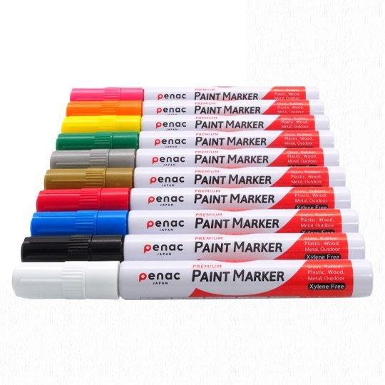 Premium Paint Marker 10er Set
