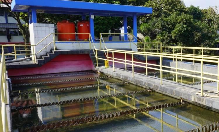 Perumda Air Minum Tirta Raharja Alami Penurunan Pasokan Air