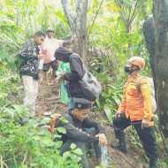 Empat Pendaki Gunung Gamalama Yang Hilang Kontak Ditemukan Selamat