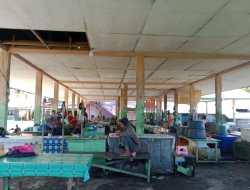 Pasar Gufasa Jailolo Marak Pencurian, Penjual Ikan Resah