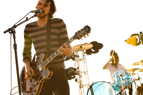 Silversun Pickups. (Photo by Christopher Nelson)