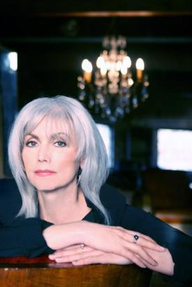 Acclaimed country and folk music singer/songwriter Emmylou Harris performs at the Alberta Bair Theater Nov. 17.